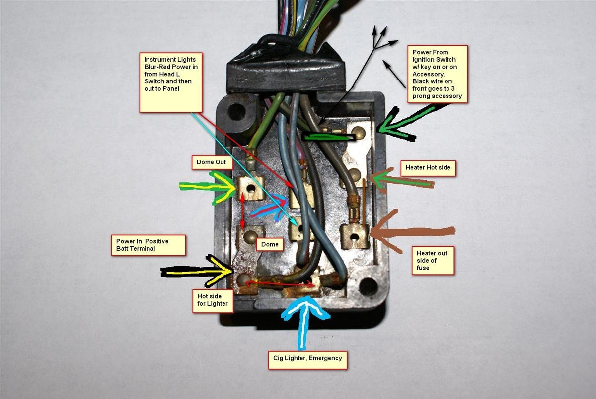 Under Dash Fuse Diagram Layout Mustang Fuse Wiring Diagrams