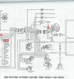 mustang turn signal wiring diagram on 64 65 66 mustang tail light rh bsmdot co [ 1664 x 1152 Pixel ]