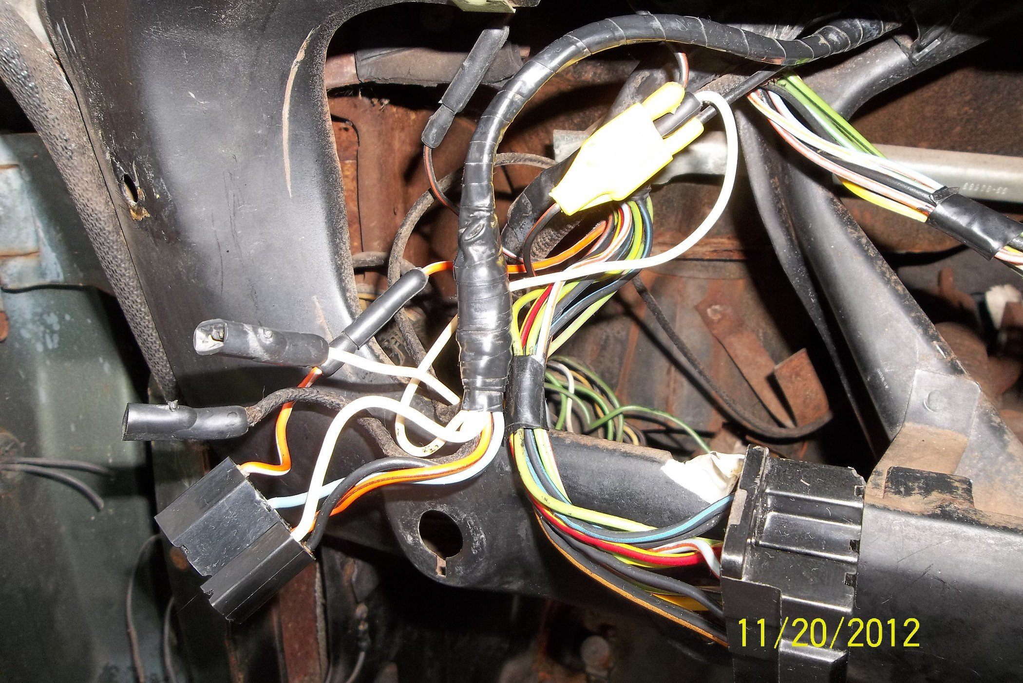 1966 Ford Mustang Wiring 66 Single Speed Wiper W Washer Pump Wiring Problems