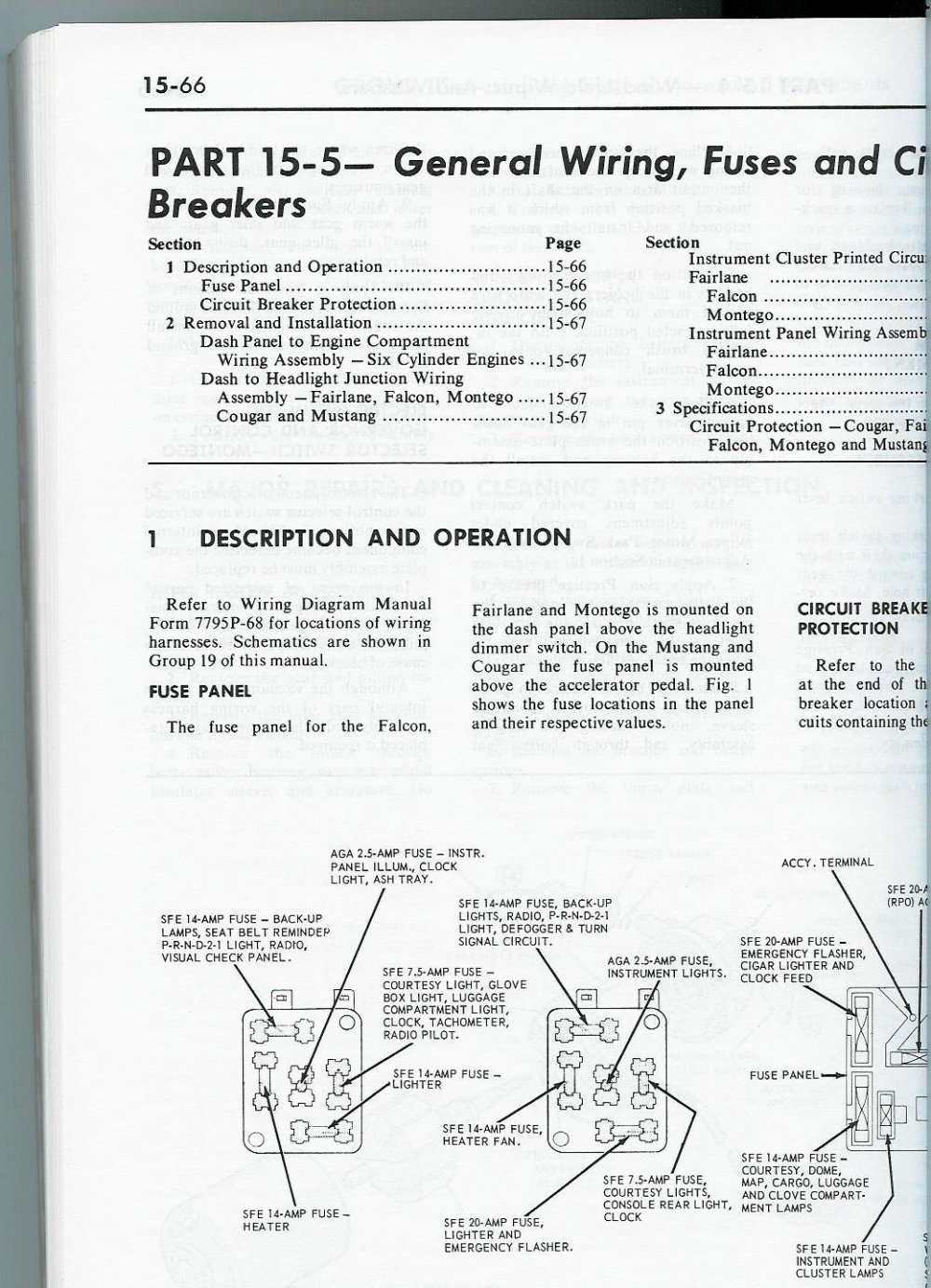 medium resolution of 1968 mustang fuse diagram wiring diagram mega 68 mustang fuse panel diagram