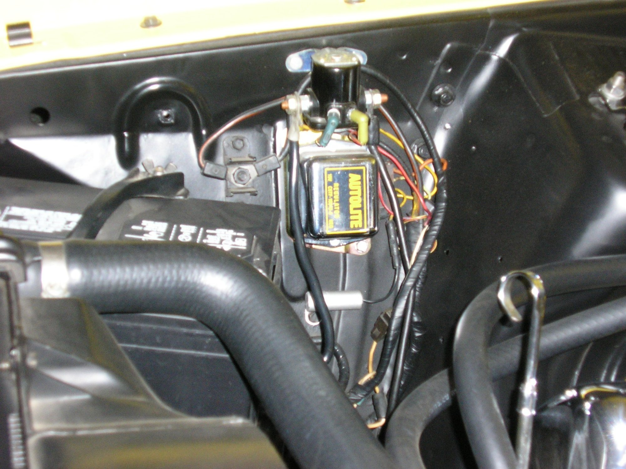 hight resolution of 1973 corvette alternator wiring diagram