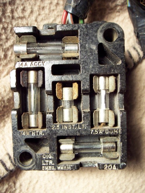 small resolution of where is the fuse box for a 1964 mercury comet 46 wiring