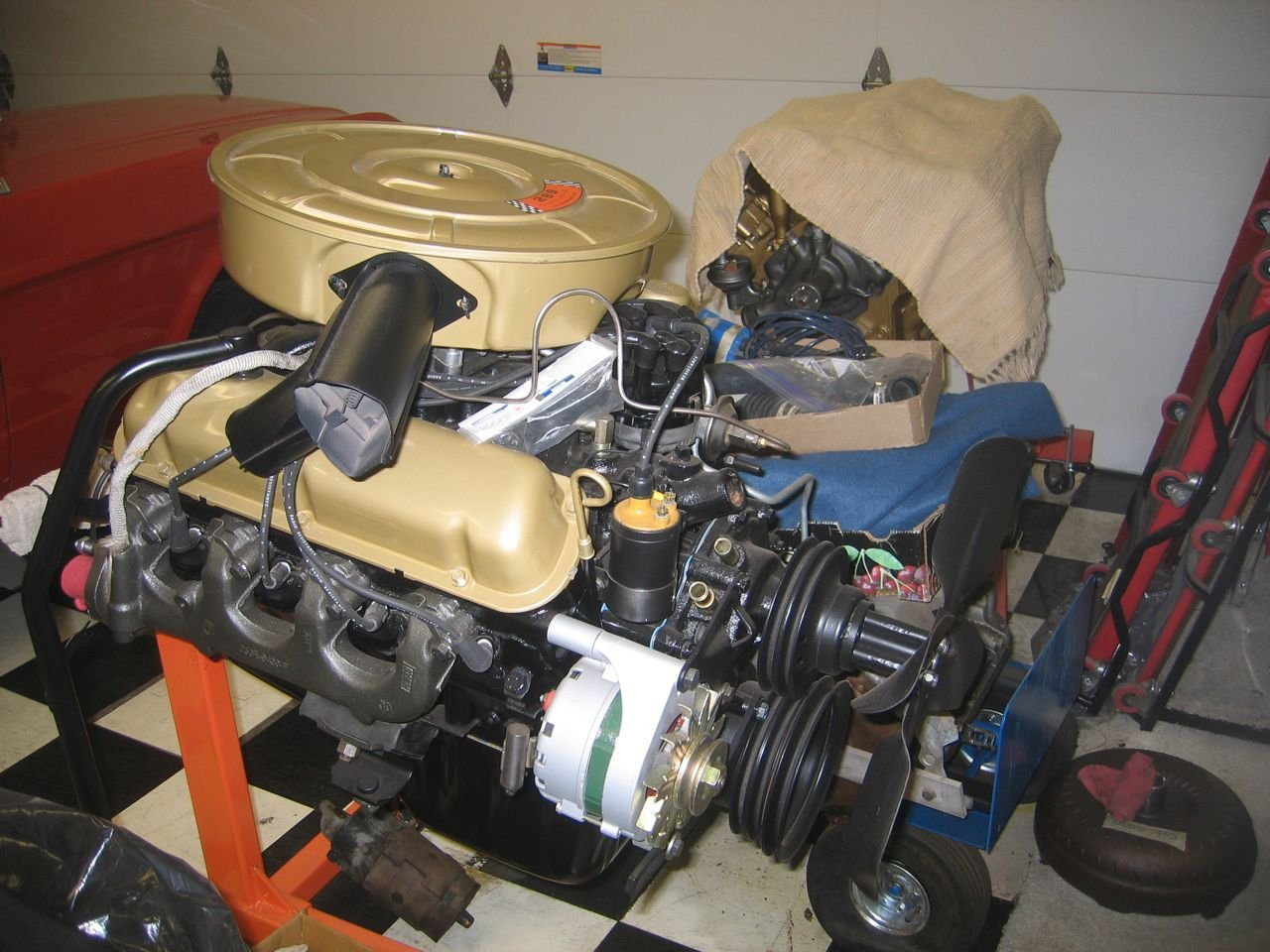 1969 ford mustang wiring diagram 2000 vw jetta audio 260 v8 air cleaner ? - forum