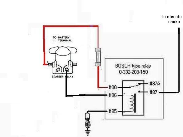 1406 electric choke wiring wiring diagram schematic