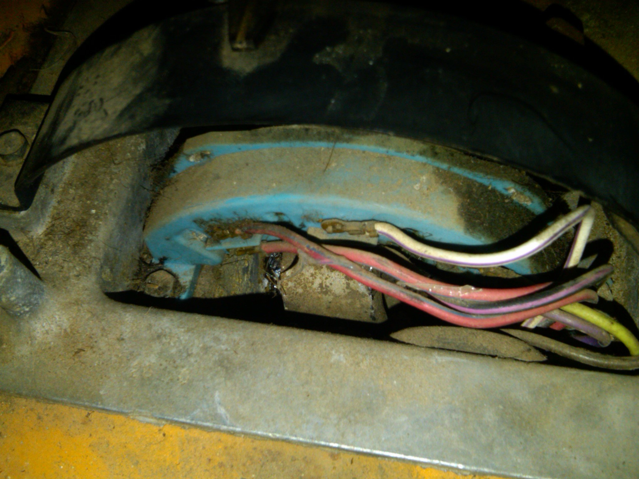 1966 Coupe Neutral Safety Switch Wiring Questions Vintage Mustang