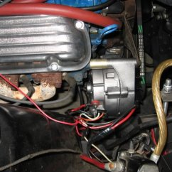 Wiring Diagram Starter Solenoid How To Show Loop In Sequence 1966 Mustang Alternator Upgrade - Ford Forum