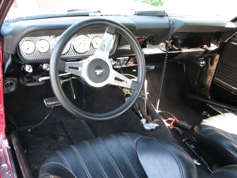 Underdash Air Conditioning Unit Blocks Glovebox Insert in 1966 Mustang Coupe  Ford Mustang Forum