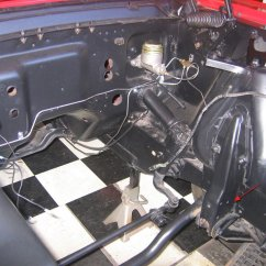 Ford Model A Ignition Wiring Diagram Water Cycle Without Labels 1966 V8 Frame Mounts? - Mustang Forum
