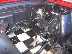 1966 V8 Frame Mounts?  Ford Mustang Forum