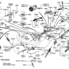 Classic Mini Front Suspension Diagram 66 Mustang Alternator Wiring Should My 1967 Have The E Brake Return Spring