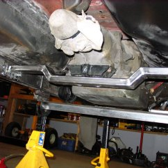 Car Wire Diagram John Deere L120 Pto Wiring 1968 Mustang Coupe, Custom Subframe Installation, Did I Warp My Car? - Ford Forum