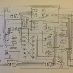 1966 Corvette Turn Signal Wiring Diagram 30 Amp Twist Lock Plug Ford Thunderbird 1964 Vacuum 1967 Schematic