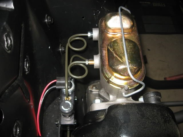 Wiring Harness For 65 Mustang Wilwood Combination Proportioning Valve Ford Mustang Forum