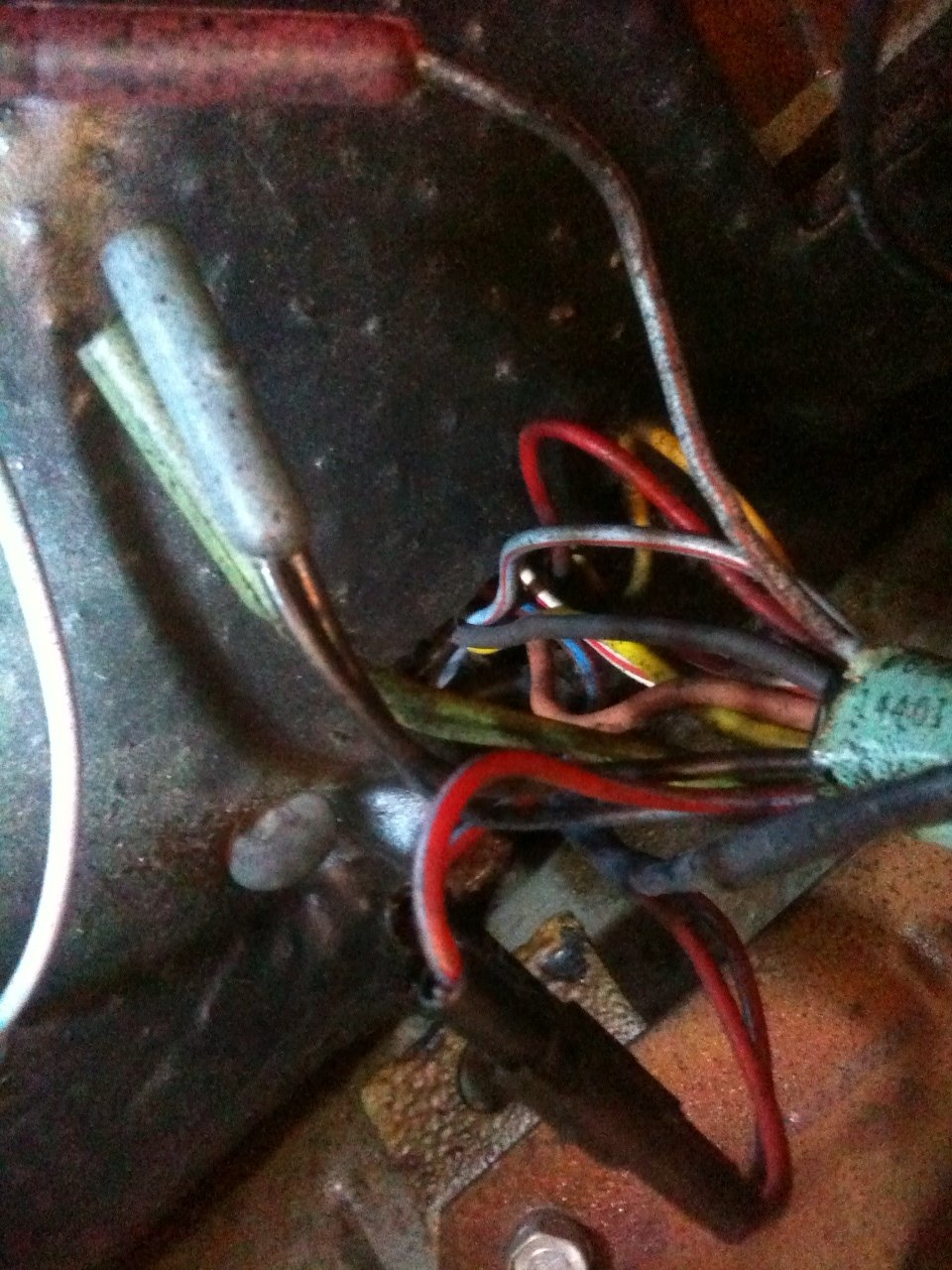 1966 Mustang Ignition Wiring