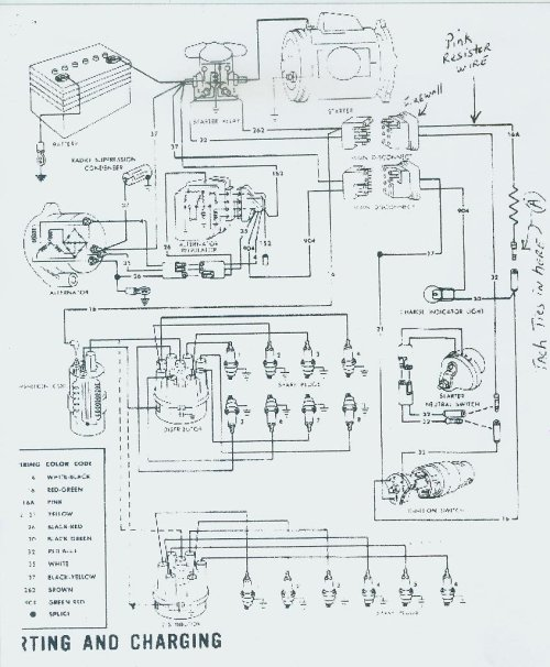 small resolution of mustang tachometer wiring schema wiring diagram 1972 ford mustang tach wiring