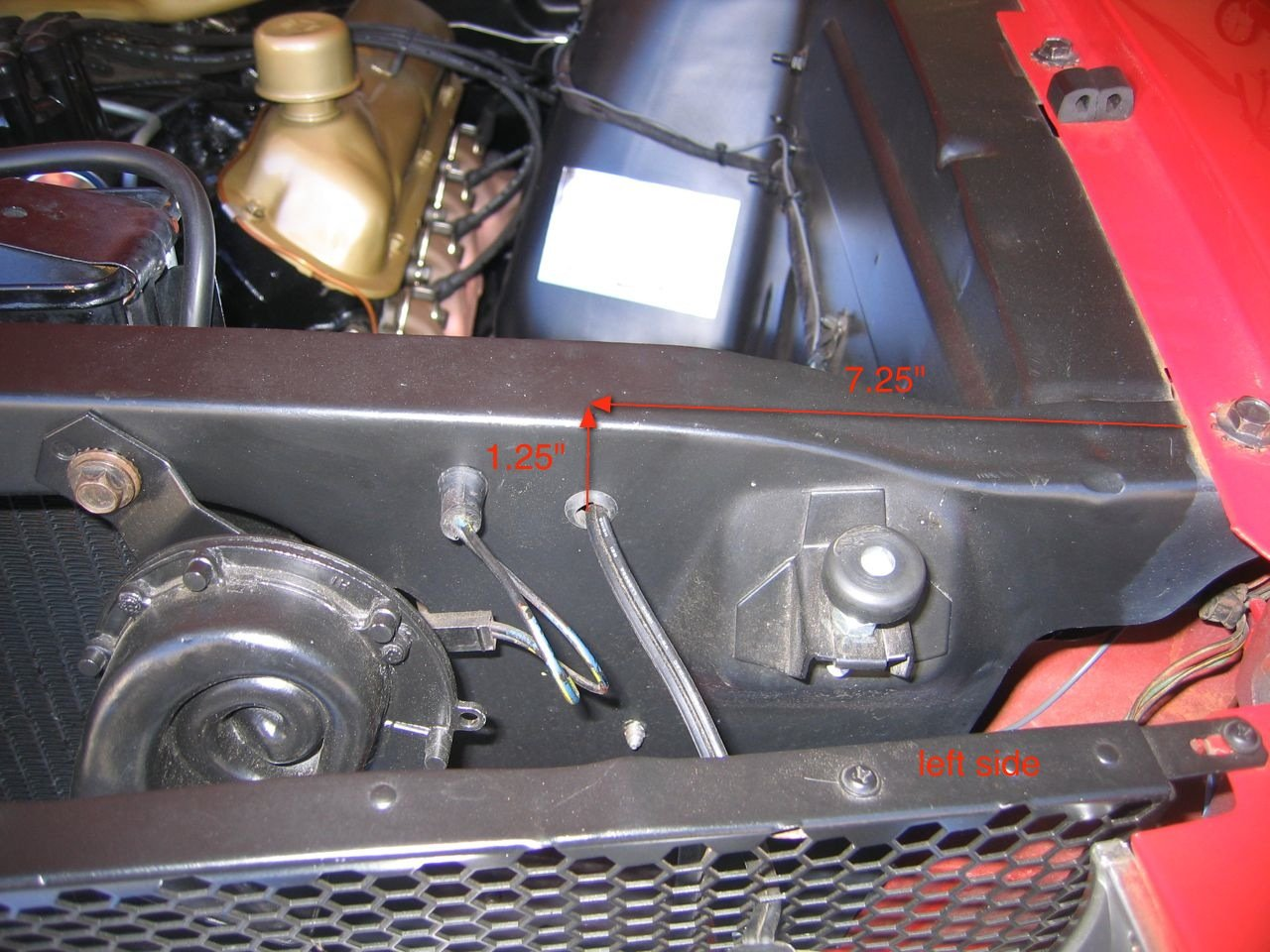 1965 Ford Mustang Starter Wiring Diagram 65 Fog Light Install Ford Mustang Forum