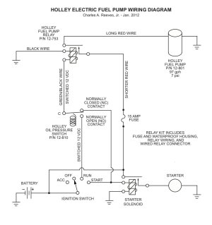 Ford Mustang Forum  View Single Post  Installing a Holley Electric Fuel Pump in a 1966 Mustang