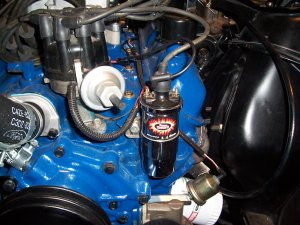 289 engine wiring before starting?  Ford Mustang Forum