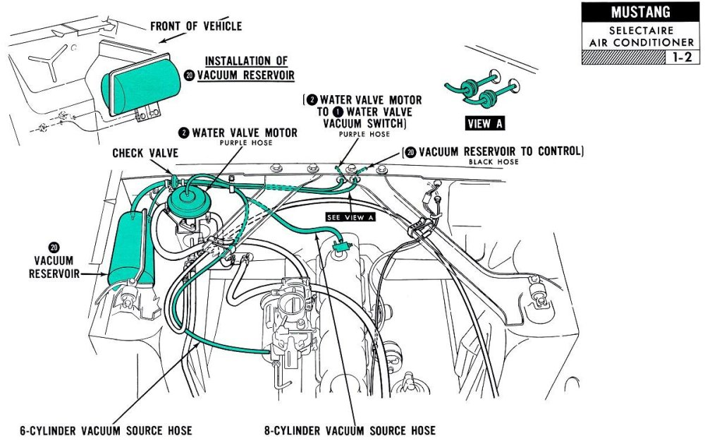 medium resolution of 1967 mustang vacuum diagram wiring diagram img 1967 mustang vacuum diagram