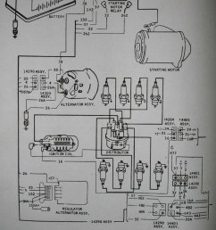 external voltage regulator wiring diagram for alternator also ford 1974 jeep cj5 fuse panel 1967 mustang [ 1152 x 1728 Pixel ]