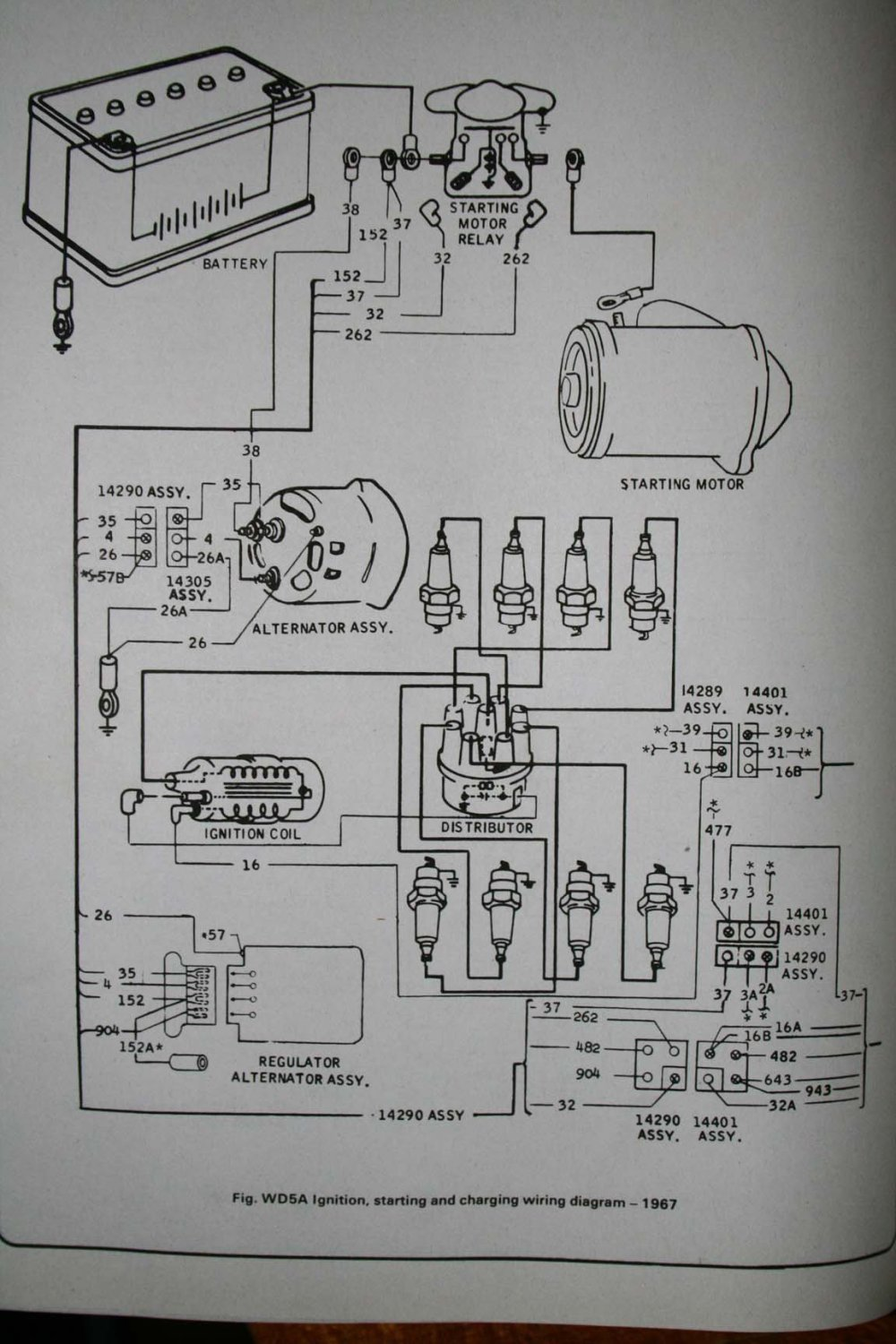 medium resolution of ford alternator wiring diagram no regulator wiring libraryford alternator with external regulator wiring 20