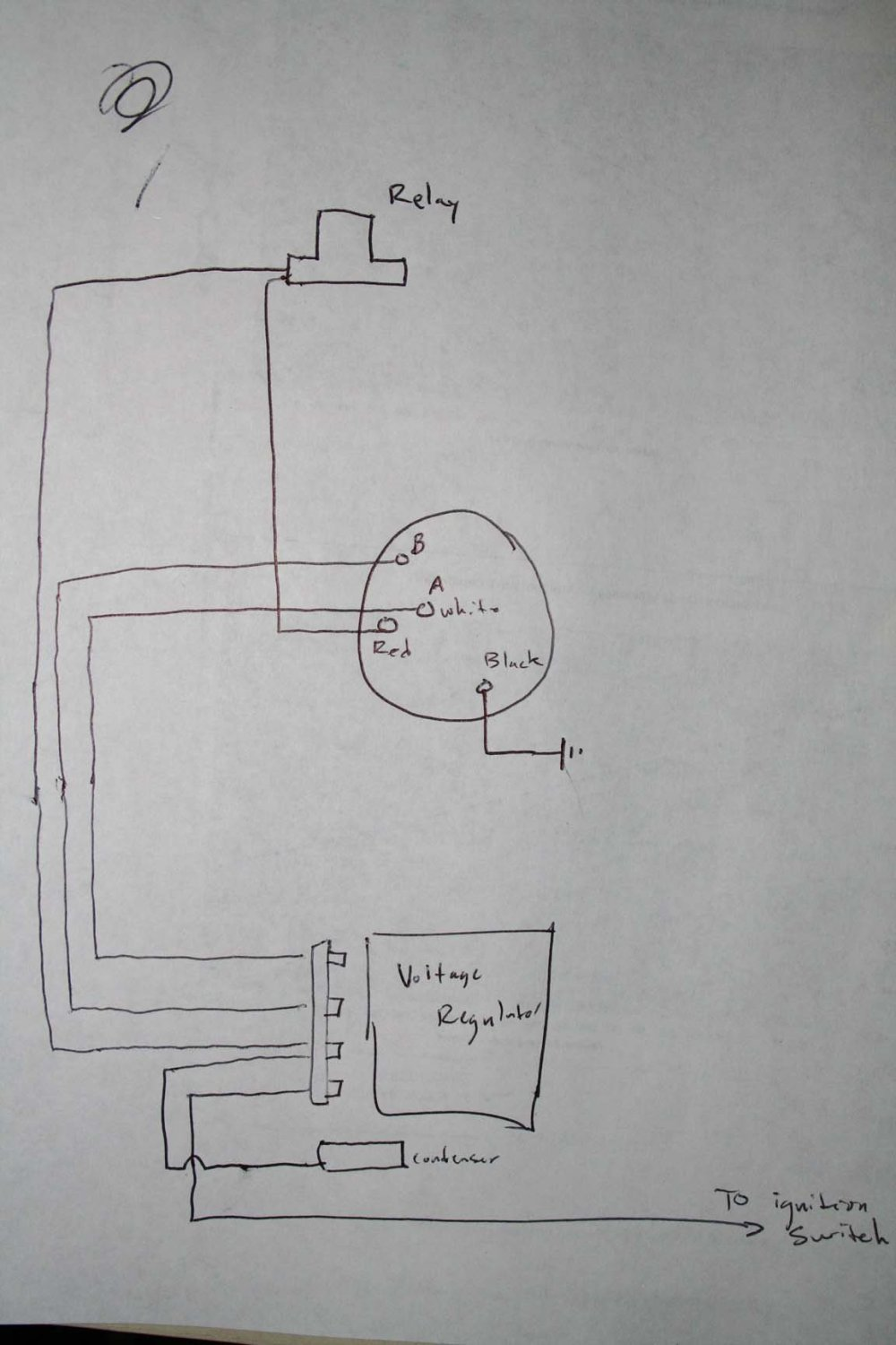 medium resolution of echlin voltage regulator wiring diagram wiring libraryechlin voltage regulator wiring diagram
