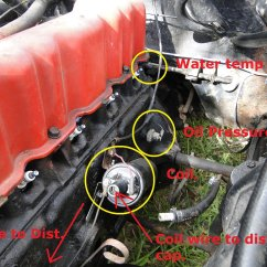 66 Mustang Wiring Diagram Y Plan Central Heating System Inline 6, 1968, Carb Hose Question - Ford Forum