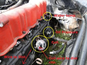 inline 6, 1968, carb hose question  Ford Mustang Forum