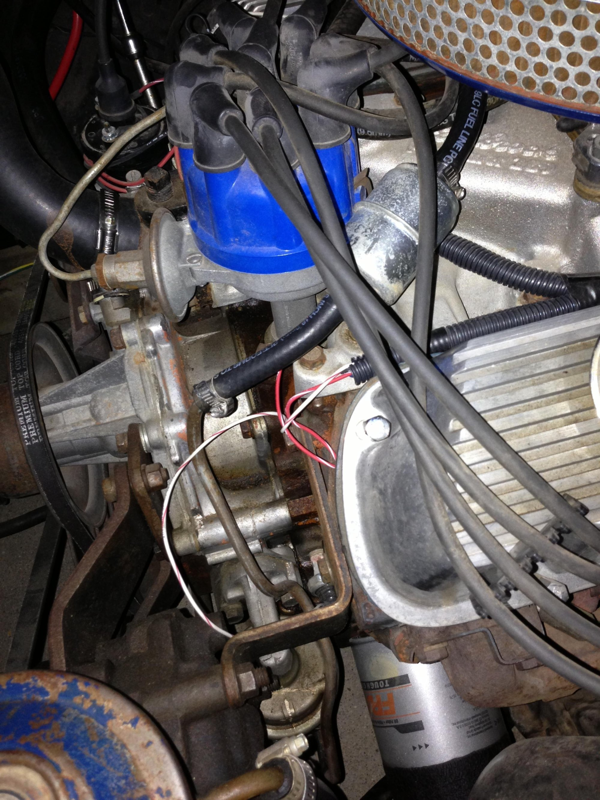 hight resolution of 2003 ford mustang fuel filter location