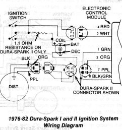 ignition wiring diagram 1980 ford pinto wagon [ 982 x 987 Pixel ]