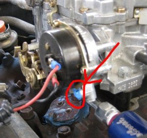 1969 302 Coupe  Automatic Choke Not Working  Ford Mustang Forum