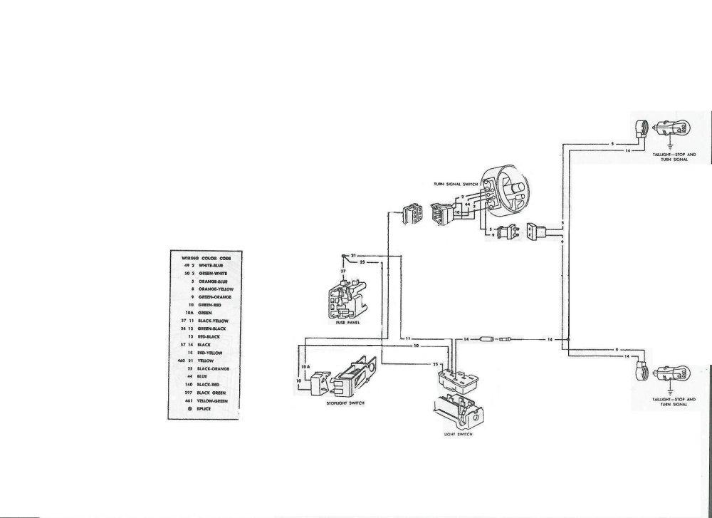 medium resolution of click image for larger version name 65 brake lights jpg views 5067 size