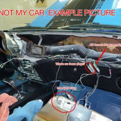1969 Mustang Under Dash Wiring Diagram One Wire Alternator Mopar 1970 Mach 1 Need Help Ford Forum