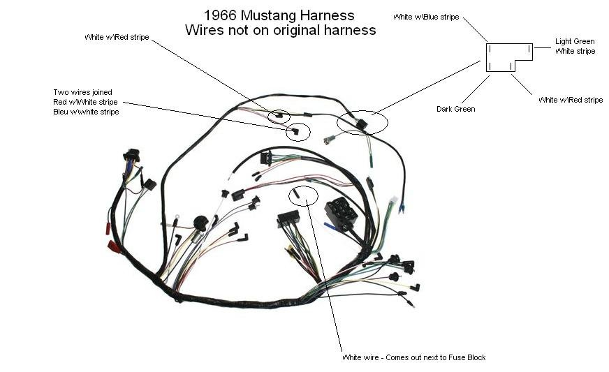 65 Ford F100 Wiring Harness. Ford. Wiring Diagrams
