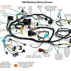 66 Ford Mustang Wiring Diagram 1998 Honda Crv Repair Guides Diagrams Harness Forum