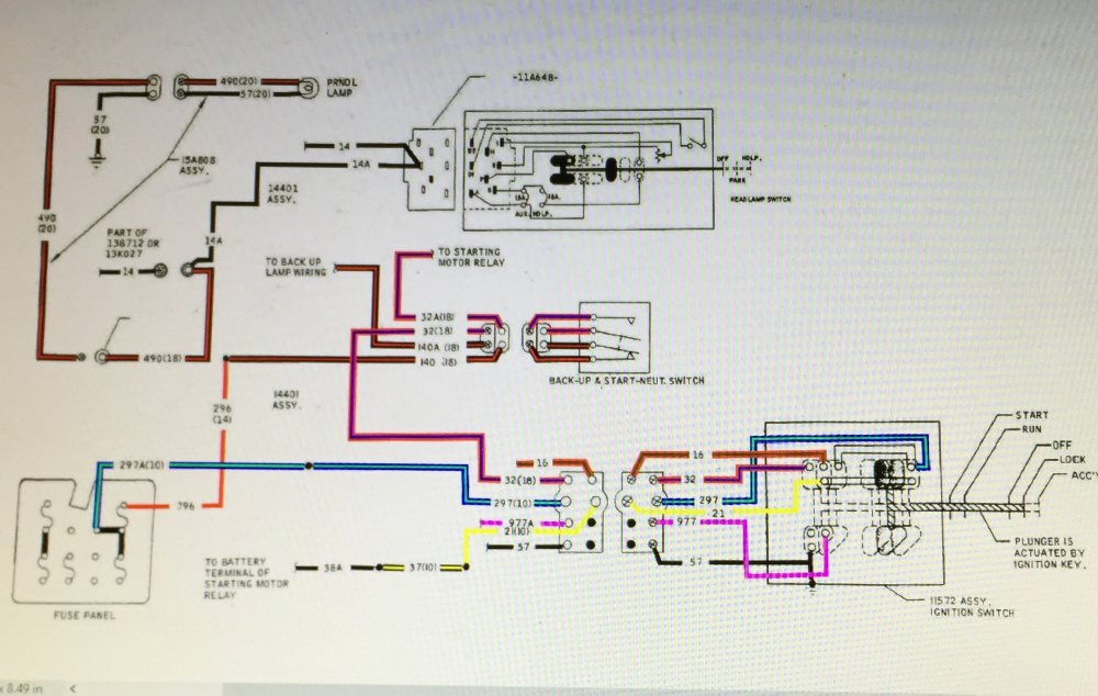 medium resolution of neutral safety switch wiring diagram 1979 plymouth wiring library rh 36 codingcommunity de 4l80e neutral safety switch wiring diagram dodge neutral safety