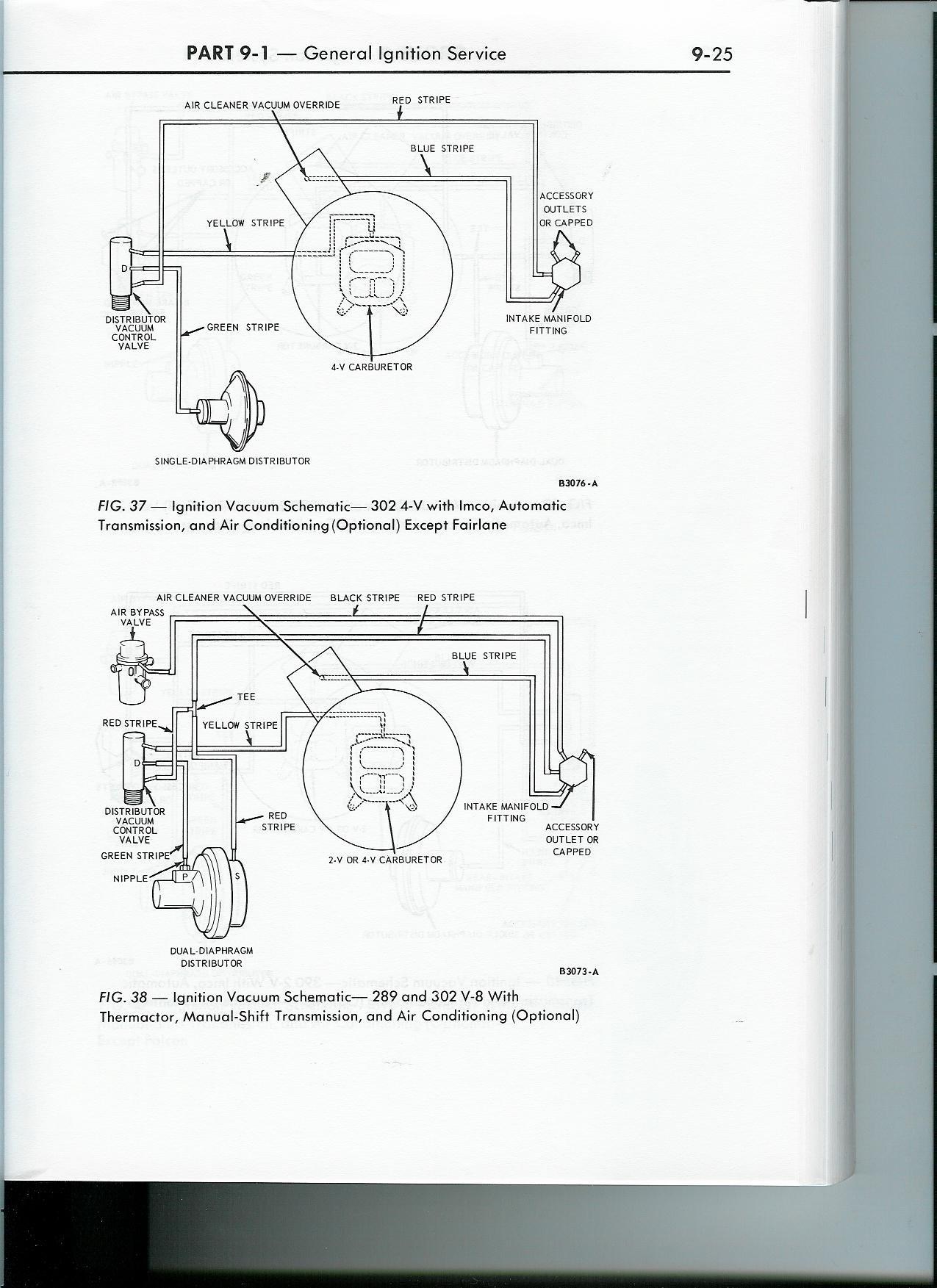 hight resolution of need some vacuum plumbing help vintage mustang forums 1968 mustang 289 vacuum diagram http wwwallfordmustangscom forums