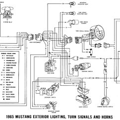 John Deere Ignition Switch Diagram Jungle Animal Food Web Fuse Block On A 1965 Mustang Coupe - Ford Forum