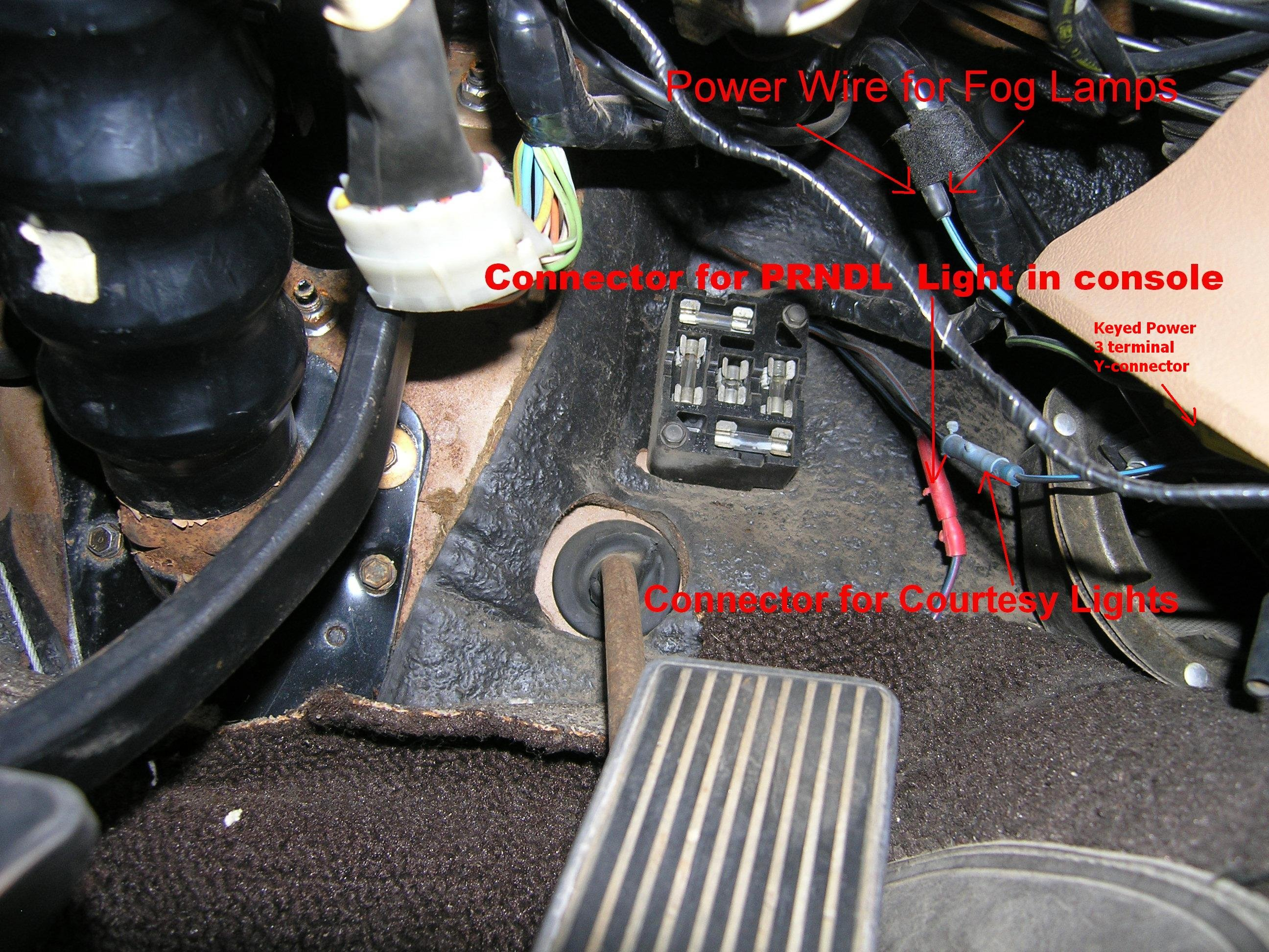 Dash Fuse Box Diagram Ford Mustang Forums Corralnet Mustang Forum