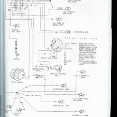 1969 Mustang Instrument Panel Wiring Diagram 3 Position Selector Switch 1967 Cluster New Era Of
