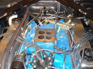 1970 Mustang 351C no vacuum to PCV valve  Ford Mustang Forum