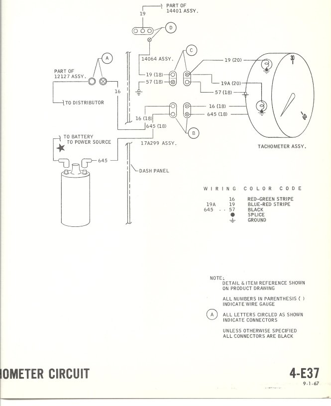 tachometer wiring diagrams wiring diagram wiring diagram for vdo tachometer image about