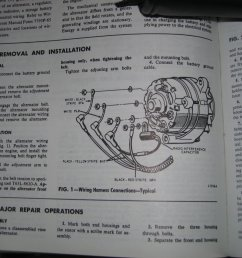 1966 mustang alternator wiring diagram [ 1280 x 960 Pixel ]