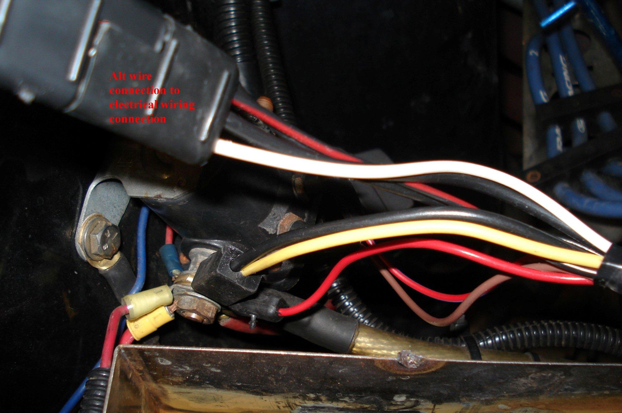 hight resolution of 1967 ford mustang alternator 7078 connection problem ford mustang 67 mustang turn signal hood wiring bracket 67 mustang radio wiring diagram