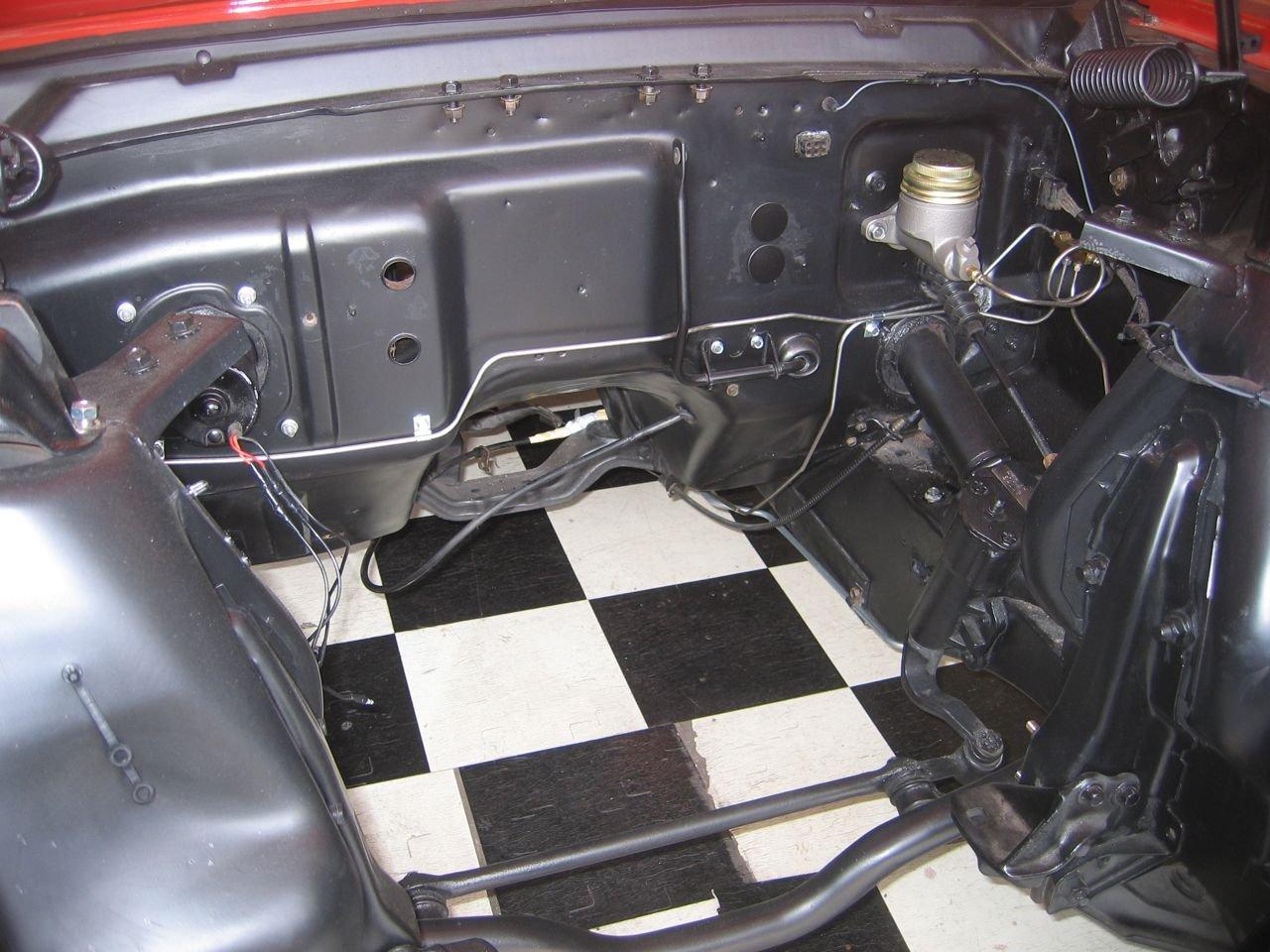 starter motor wiring diagram chevy ford capri mk1 1967 mustang brake line routing anyone? - forum