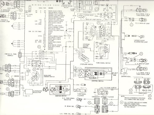 small resolution of 1968 mustang too many turn signal wires ford mustang forum 03 ford radio wiring diagram 03 ford radio wiring diagram