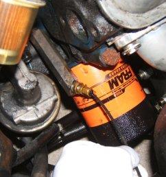 ford oil pressure sensor location [ 1296 x 972 Pixel ]
