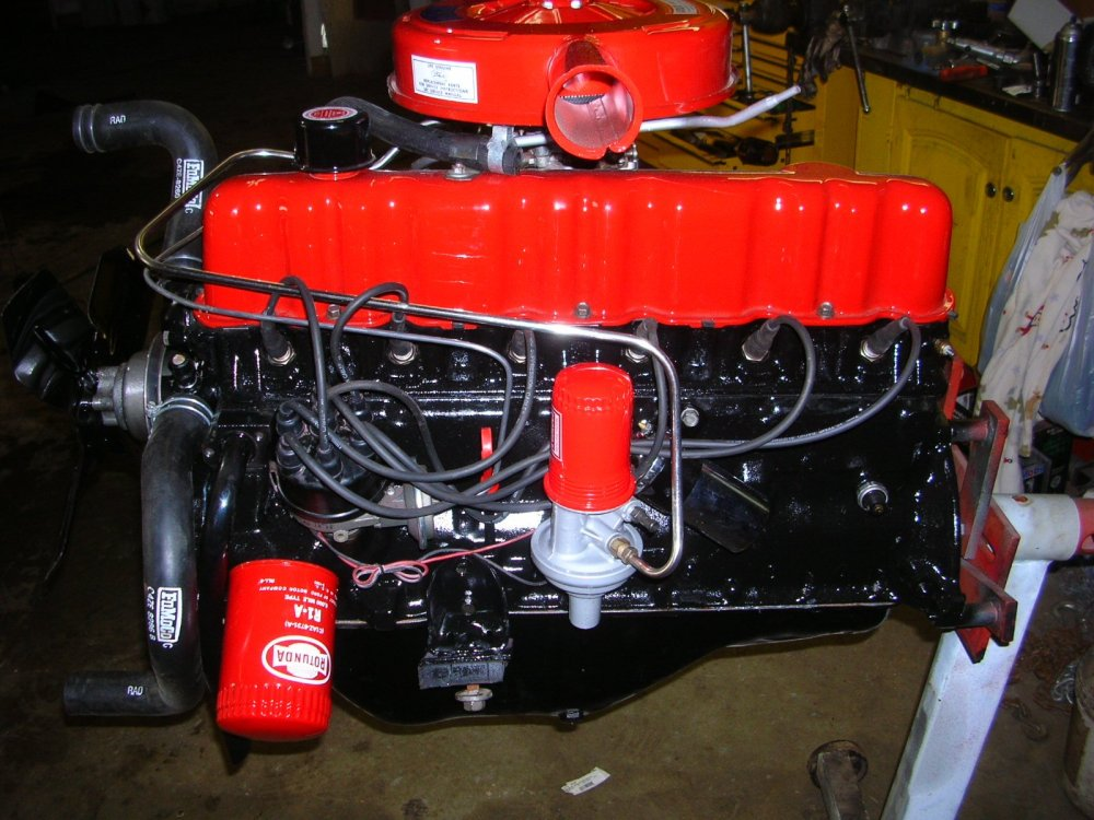 medium resolution of click image for larger version name wade s engine 003 jpg views 9418 size fuel pump 1965 mustang