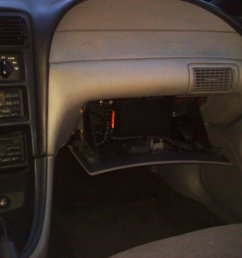 2000 mustang cb radio fuse box touble cb location1 jpg [ 2048 x 1536 Pixel ]