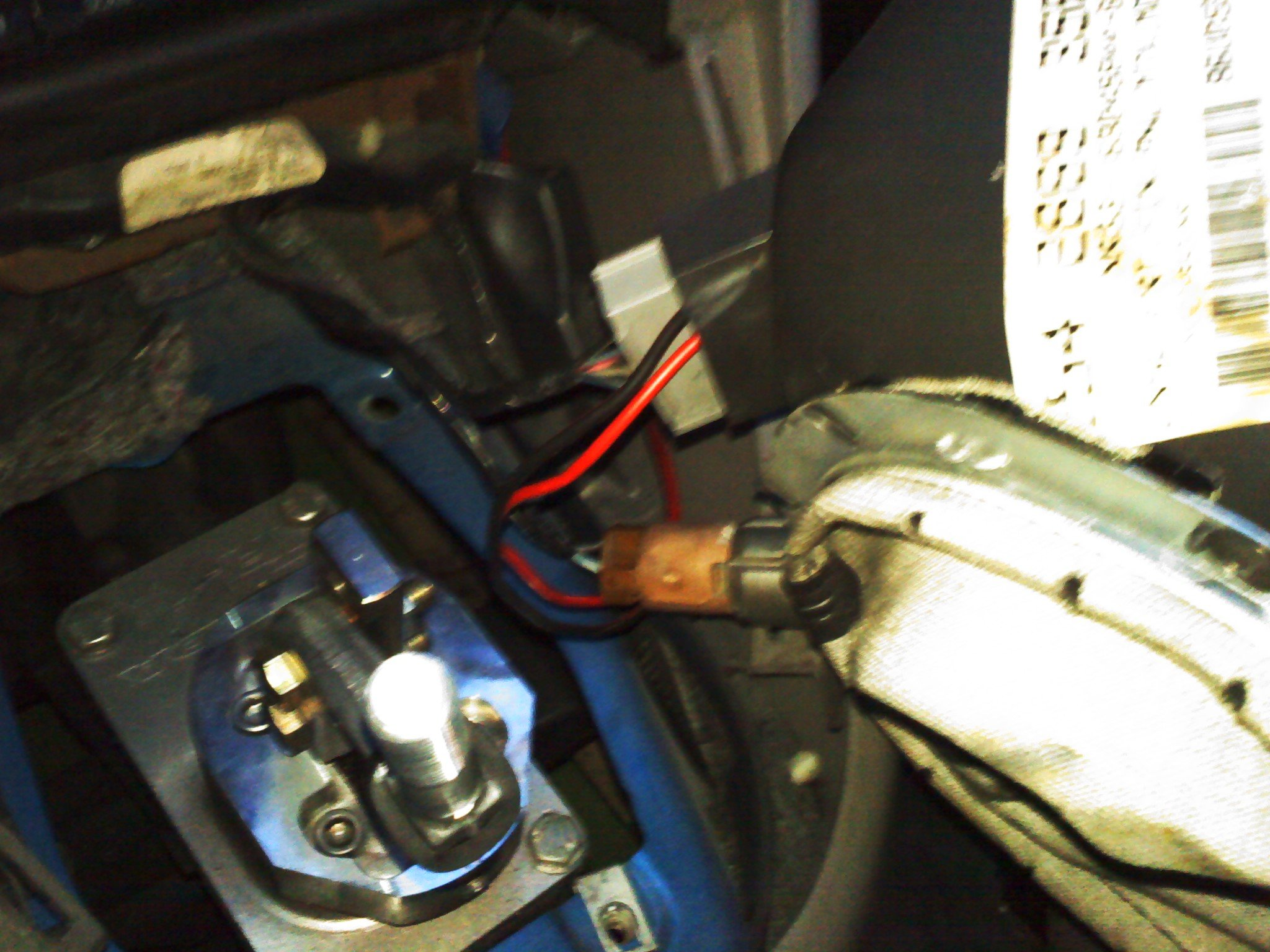 2000 Ford Mustang Fuse Box